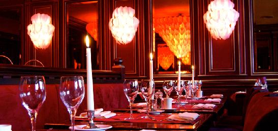 restaurant à paris face edouard 7 Capucine Café