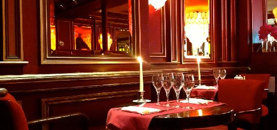 restaurant paris éme arrondissement Capucine Café